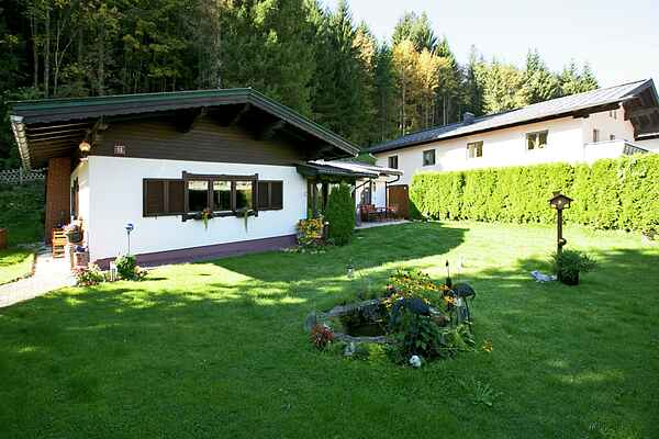 Holiday home in Schattberg