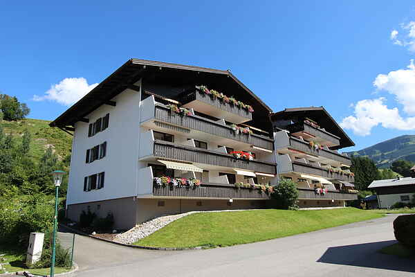 Apartment in Alm