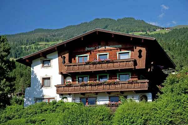 Apartment in Hart im Zillertal