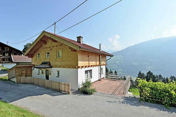 Cottage in Aschau im Zillertal