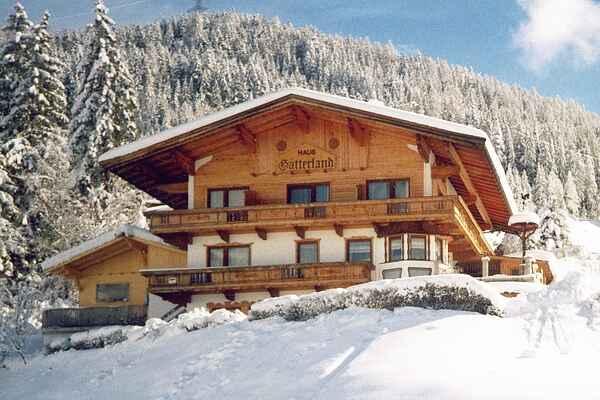 Cottage in Zell im Zimmertal