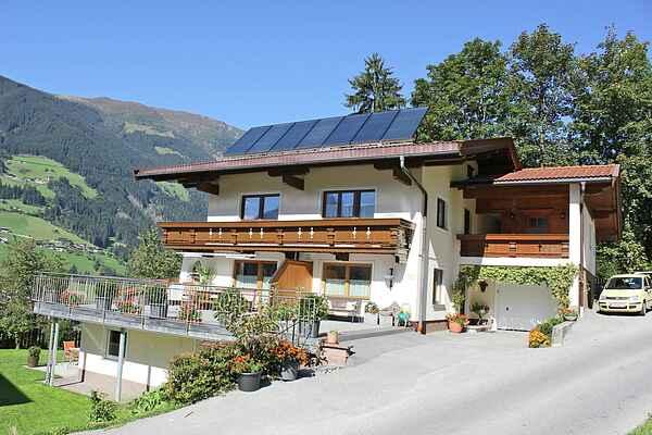 Ferielejlighed i Gemeinde Ramsau im Zillertal