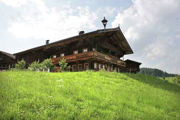 Cottage in Thierbach