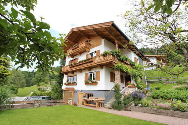 Apartment in Hopfgarten im Brixental
