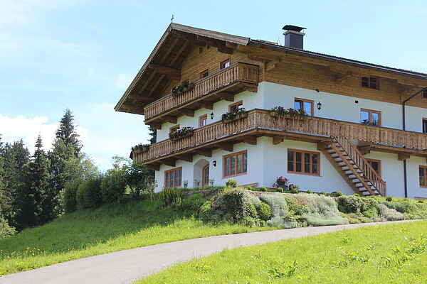 Apartment in Westendorf