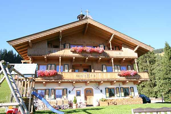 Manor house in Kirchberg in Tirol
