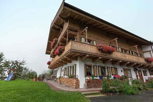 Herregård i Kirchberg in Tirol