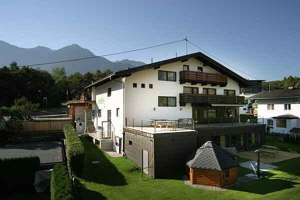 Sommerhus i Ötztal Bahnhof