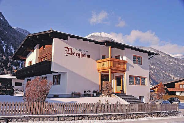 Apartment in Umhausen