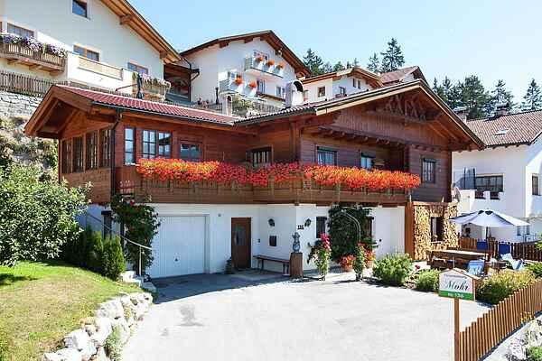 Apartment in Kaunerberg