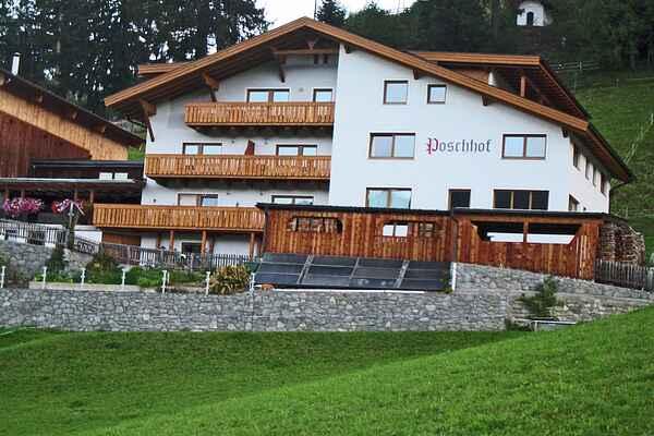 Gårdhus i Kaunerberg