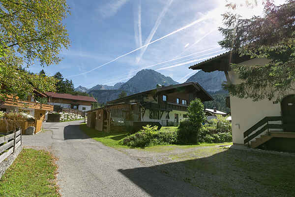 Apartment in Ehrwald