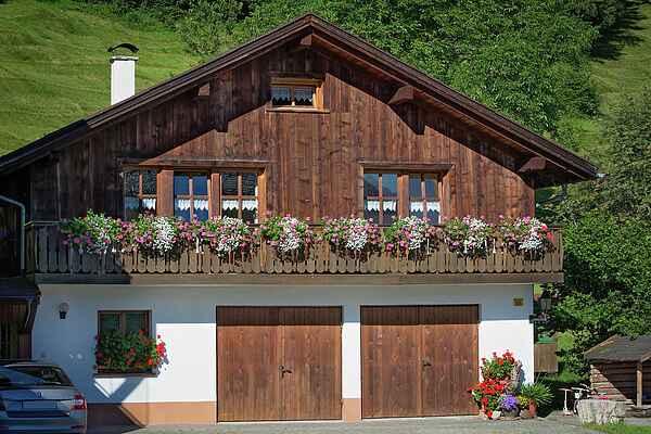 Sommerhus i Bürserberg