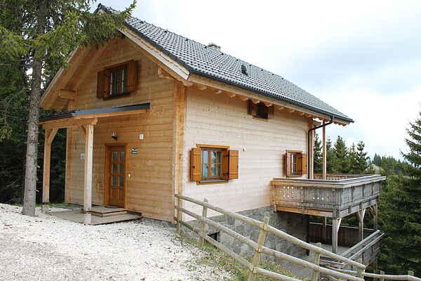 Hytte i Wolfsberg