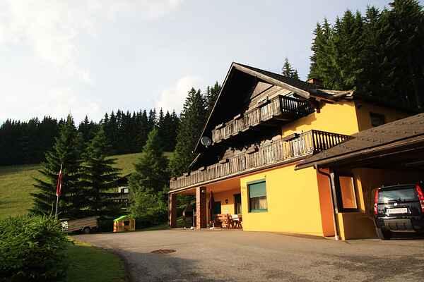 Manor house in Wolfsberg