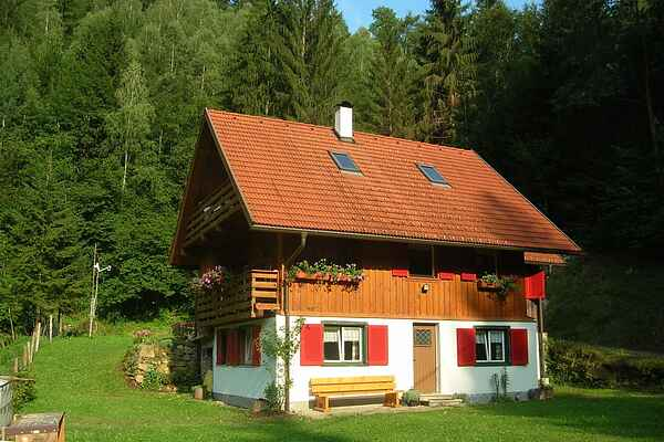 Holiday home in Wolfsberg
