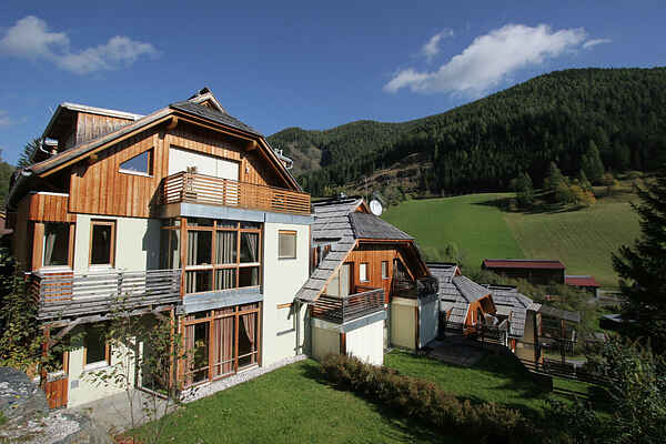 Ferielejlighed i Obertschern