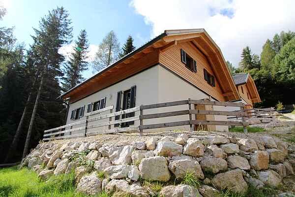 Hytte i Staudach