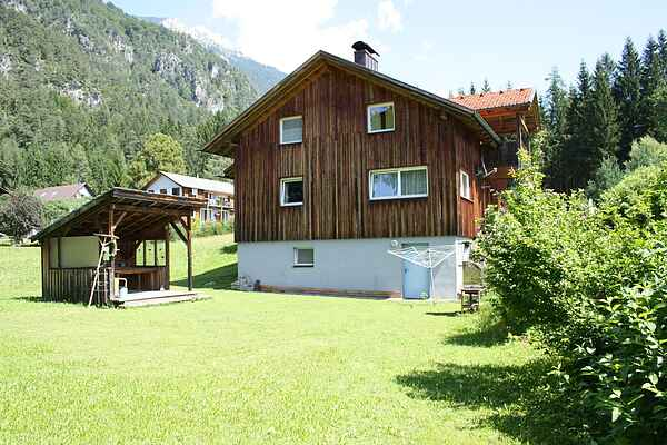 Manor house in Presseggersee