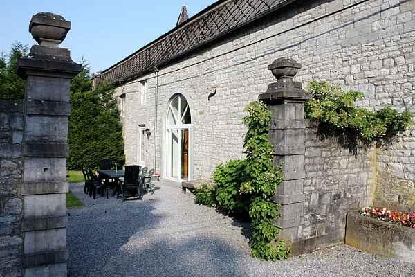 Castle in Havelange