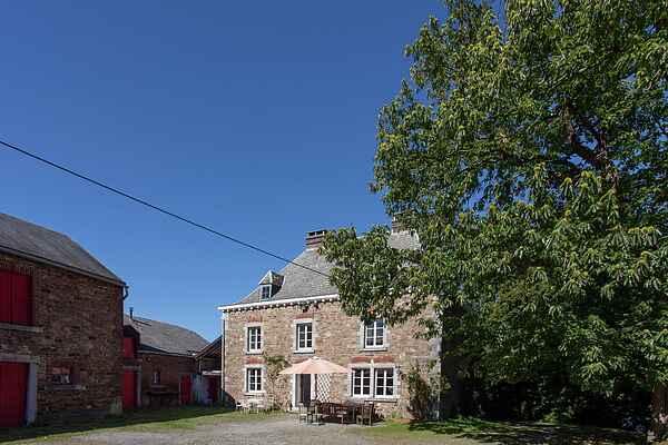 Gårdhus i Stoumont