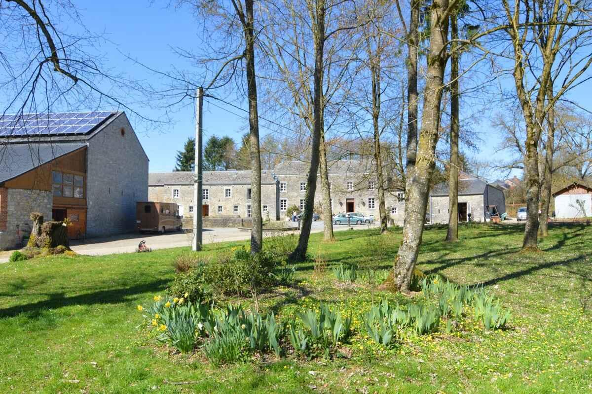 landhaus in havelange belgien. Black Bedroom Furniture Sets. Home Design Ideas