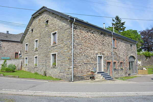 Farm house in Houffalize