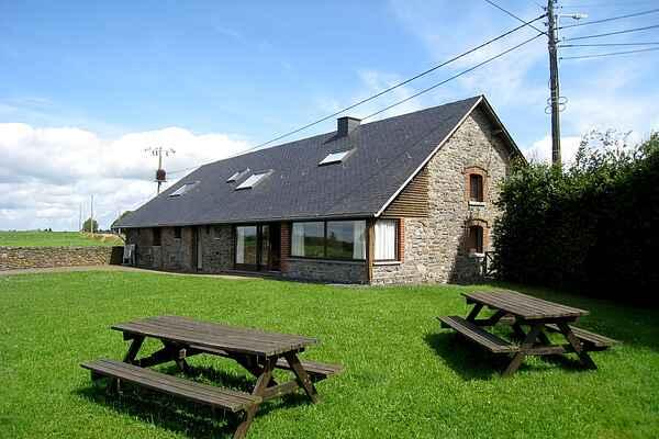 Farm house in Bertogne