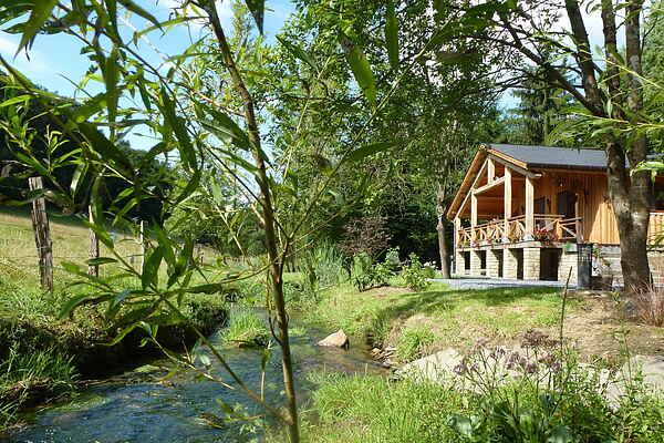 Cottage in Saint-Hubert