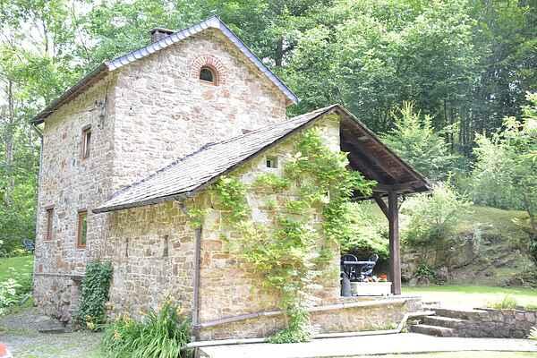 Hytte i Manhay