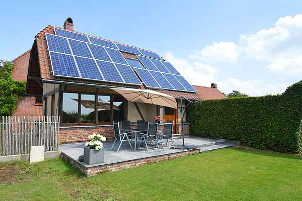 Sommerhus i Flobecq