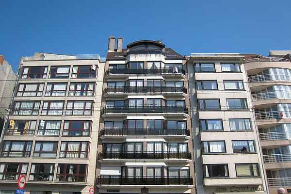 Apartment in Knokke-Heist