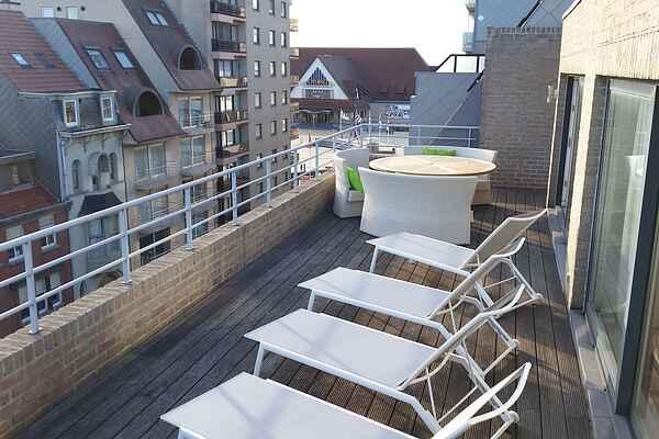 Apartment in Middelkerke