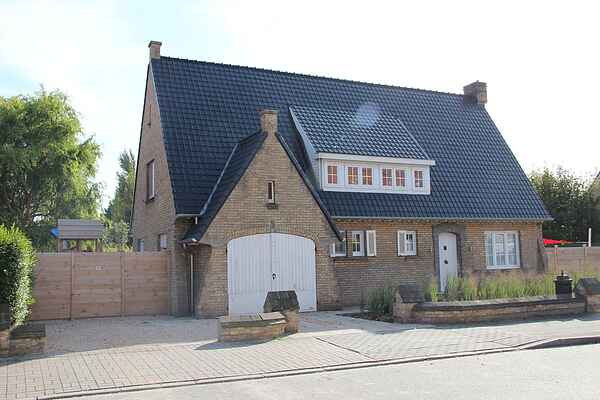 Villa i Nieuwpoort