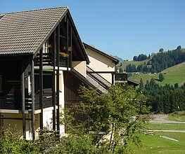 Appartement in Moléson-sur-Gruyères