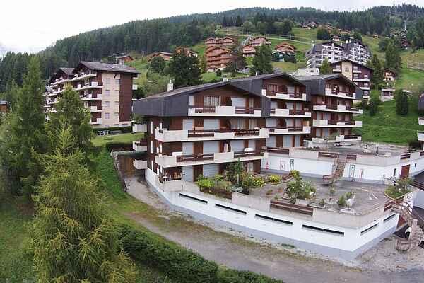 Apartment in La Tzoumaz