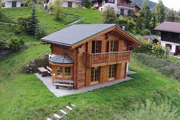 Cottage in La Tzoumaz