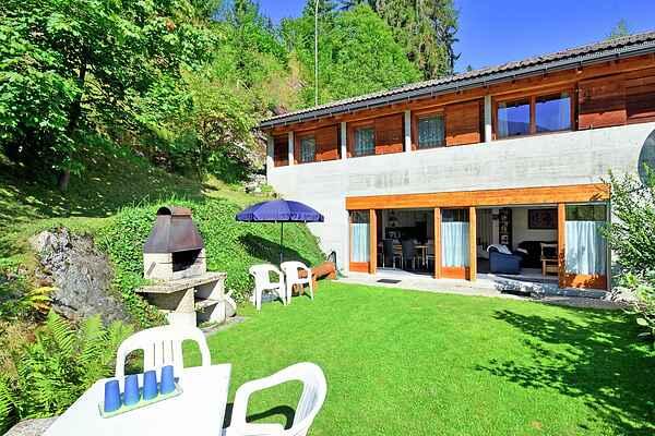 Sommerhus i La Tzoumaz