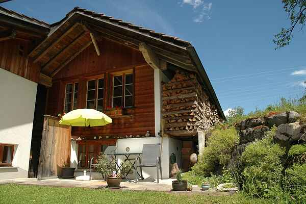Holiday home in Kandergrund