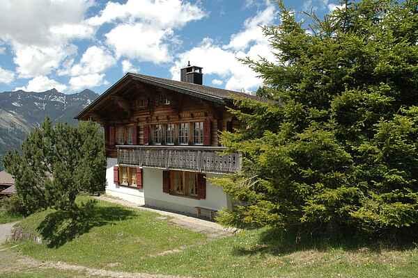 Cottage in Achseten