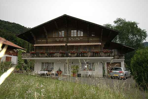 Holiday home in Wilderswil