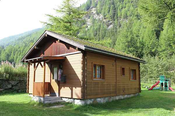 Cottage in Saas-Balen