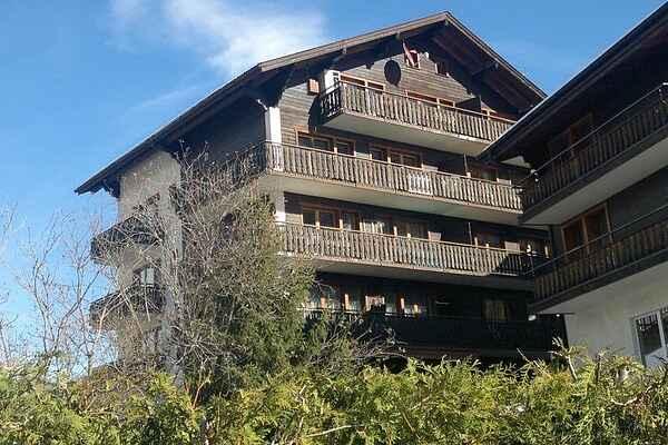 Apartment in Grächen