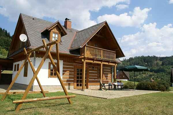 Ferienhaus in Stupná