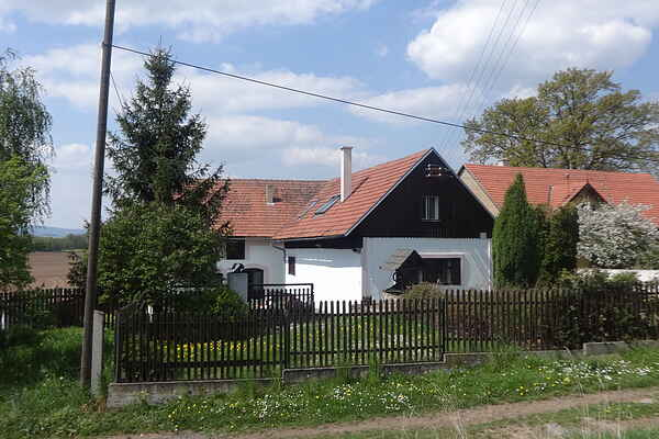 Holiday home in Hořejany