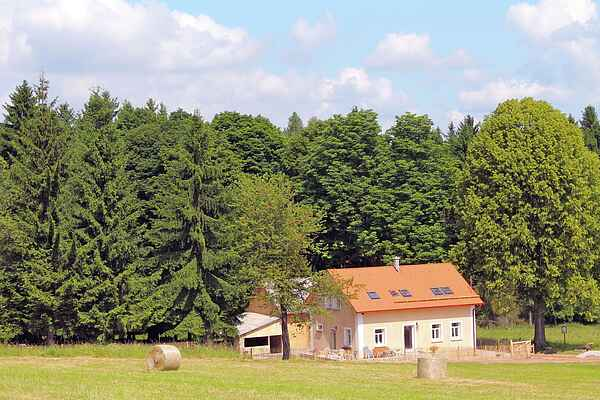 Holiday home in Milíře