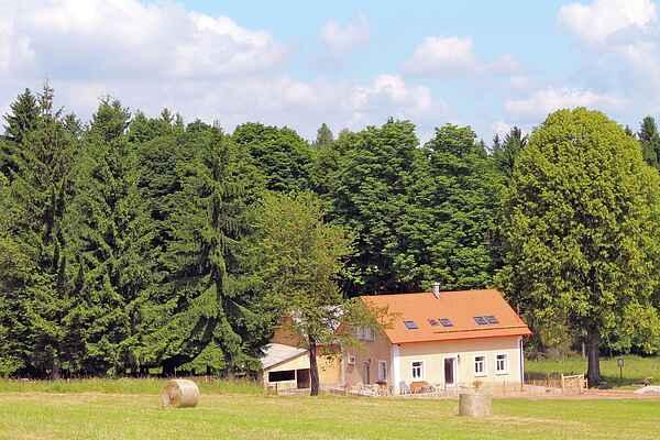 Ferienhaus in Milíře