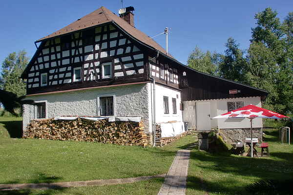 Sommerhus i Jindřichovice