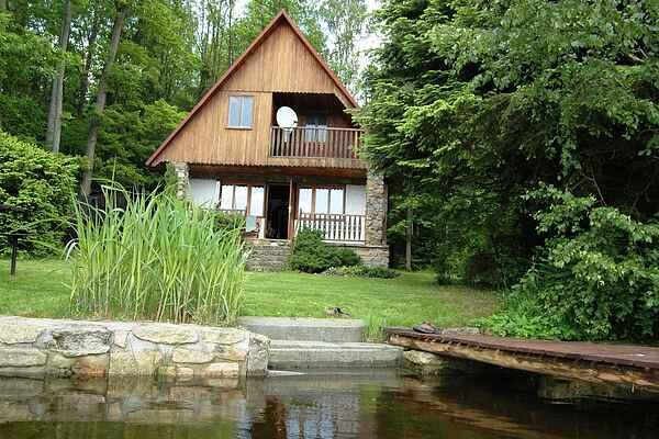 Holiday home in Člunek