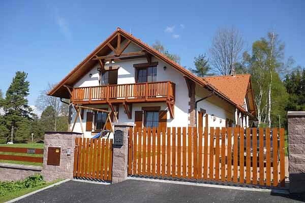 Villa i Český Krumlov District